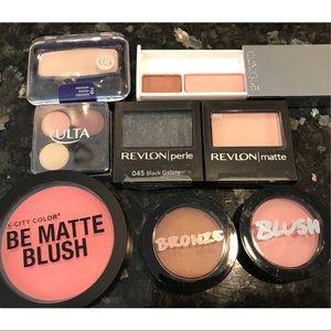 Makeup Model Co., Ulta, Revlon/Clinique/Cover Girl